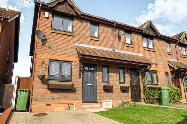 Thumbnail Semi-detached house for sale in Ogilvie Court, Wickford
