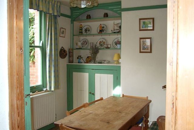 Thumbnail End terrace house to rent in Denver Road, Topsham, Exeter