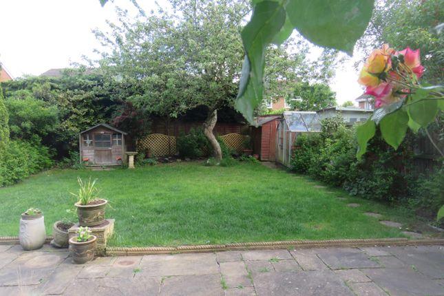 Garden of Valley Road, Lillington, Leamington Spa CV32