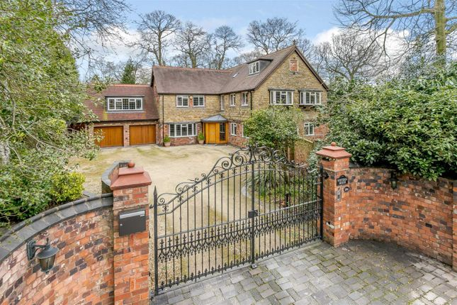 Thumbnail Detached house to rent in Hartopp Road, Four Oaks Estate, Sutton Coldfield