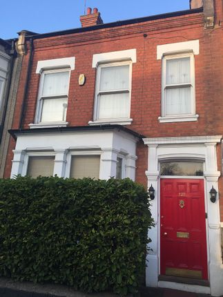 Thumbnail Terraced house for sale in Holly Road, Northampton, Northamptonshire