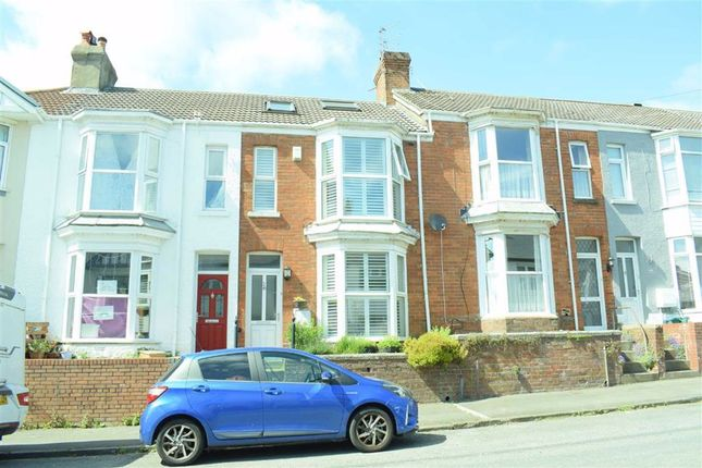 3 bed terraced house for sale in Hazel Road, Uplands, Swansea SA2