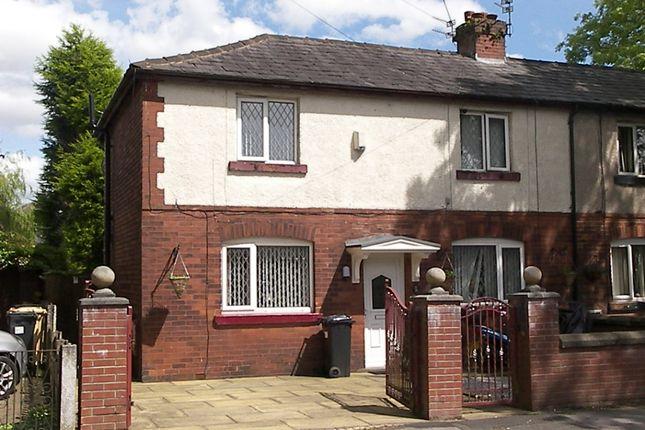 Thumbnail Semi-detached house for sale in Hawthorne Avenue, Farnworth