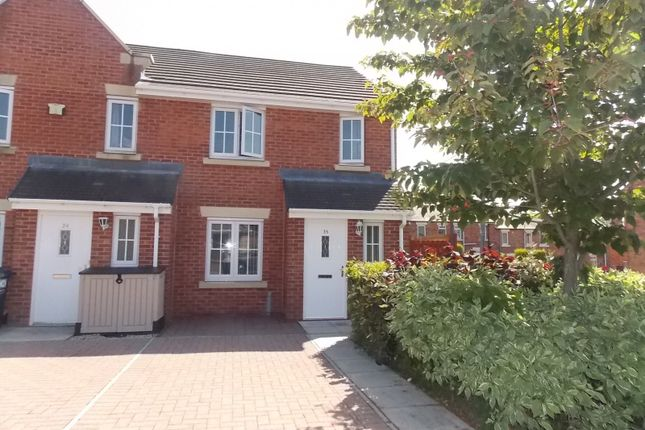 Thumbnail Terraced house to rent in Flanders Court, Birtley, Chester Le Street