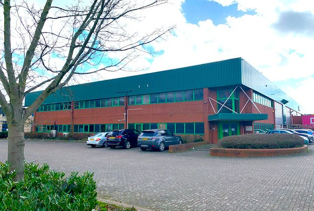 Thumbnail Warehouse for sale in Bullsbrook Road, Hayes Middlesex