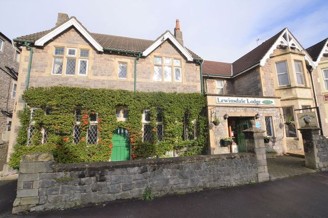 Thumbnail Hotel/guest house for sale in Clevedon Road, Weston-Super-Mare, North Somerset