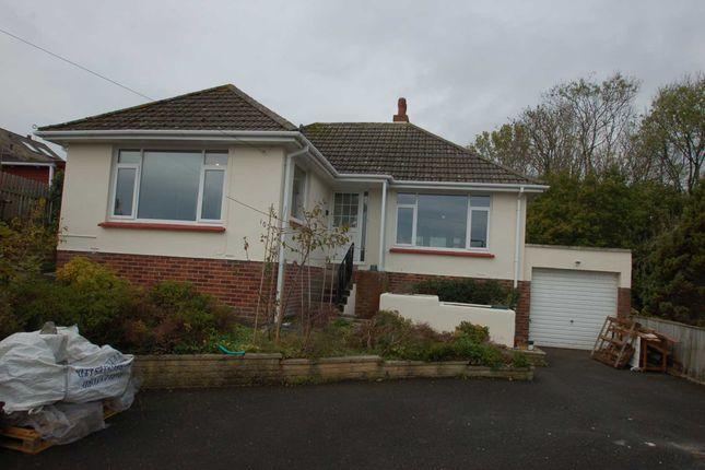 Thumbnail Detached bungalow to rent in Duchy Drive, Preston, Paignton