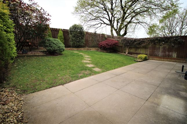 Rear Garden of Church Gardens, Cockett, Swansea SA2