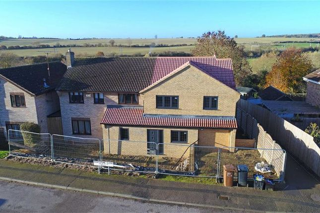 Thumbnail Detached house for sale in Kentstone Close, Kingsthorpe, Northampton