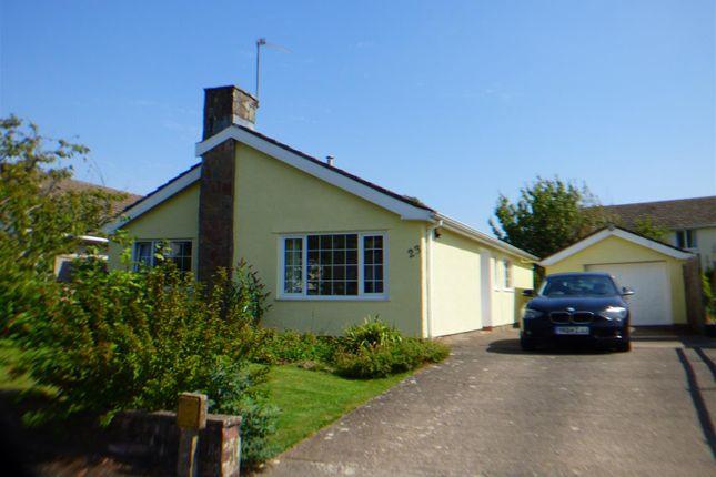 Thumbnail Detached bungalow for sale in Laurel Park, St. Arvans, Chepstow