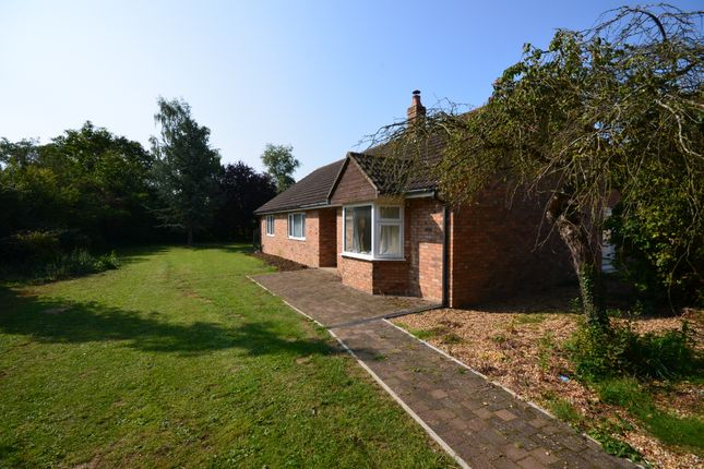 Thumbnail Detached bungalow for sale in Little Staughton Road, Colmworth, Bedford