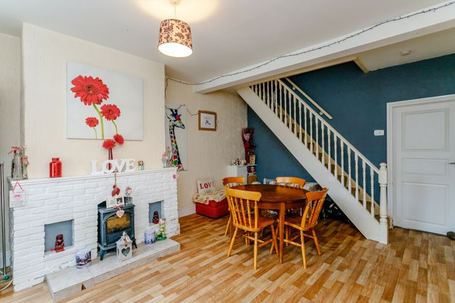 Thumbnail Terraced house for sale in Station Road, Langley Mill, Nottingham