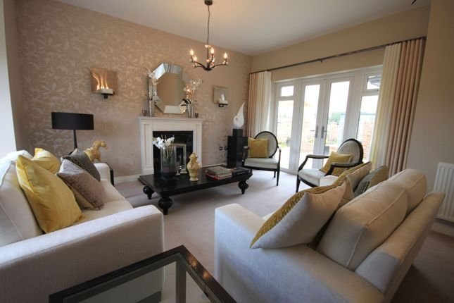 "Thumbnail Detached house for sale in ""Bowes"" at Whitworth Park Drive, Houghton Le Spring"