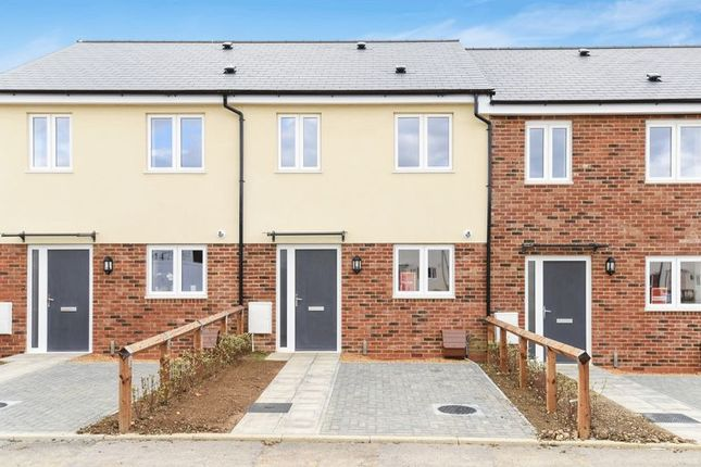 Thumbnail Terraced house for sale in Robins Way, Bicester