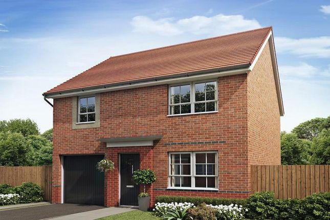 "Thumbnail Detached house for sale in ""Windermere"" at Lightfoot Lane, Fulwood, Preston"