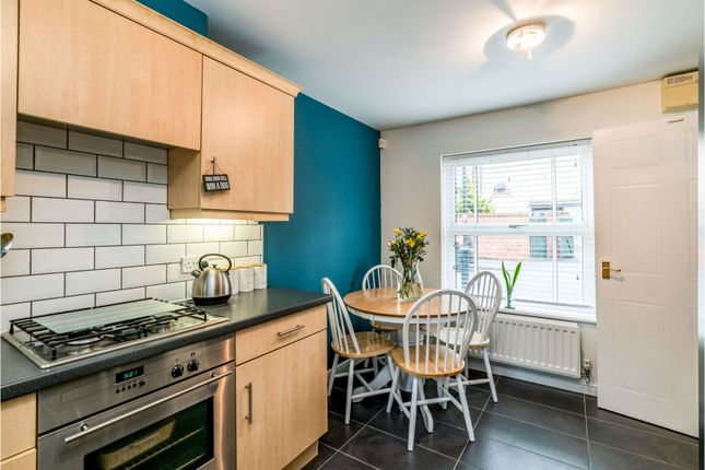 2 bed semi-detached house for sale in Wedgewood Street