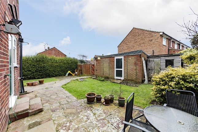 Thumbnail Semi-detached house for sale in Hamilton Close, Worthing, West Sussex BN148Lw
