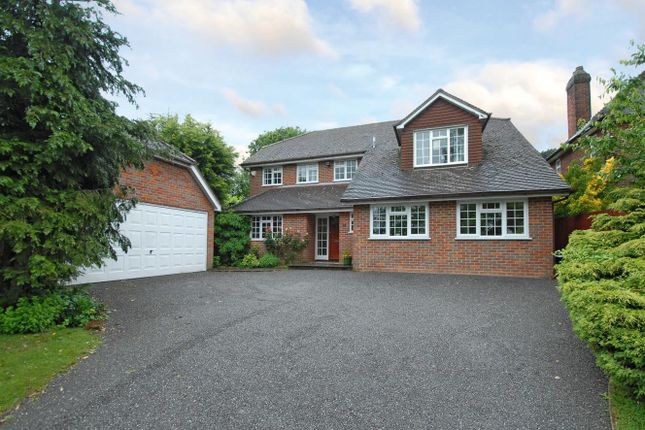 Thumbnail Detached house to rent in Hedgerley Lane, Beaconsfield