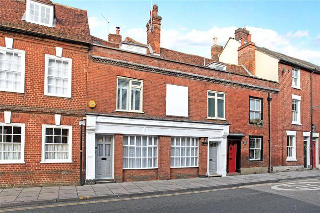 Thumbnail Terraced house for sale in Bedwin Street, Salisbury, Wiltshire