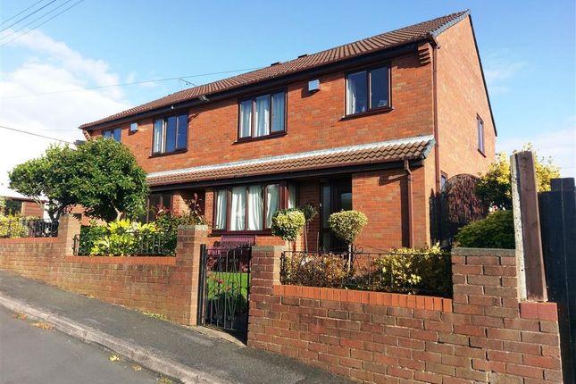 Thumbnail Property to rent in St. Bartholomews Terrace, Wednesbury