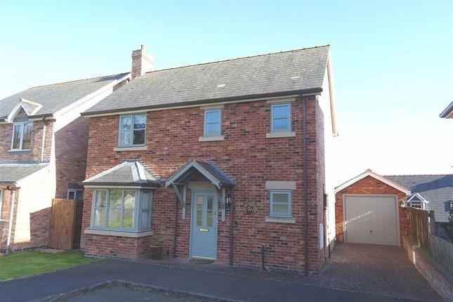 Thumbnail Detached house for sale in 6, Lon Maldwyn, Llansantffraid, Powys