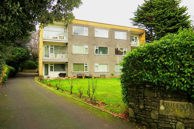 Thumbnail Flat for sale in Marlborough Road, Westbourne, Bournemouth