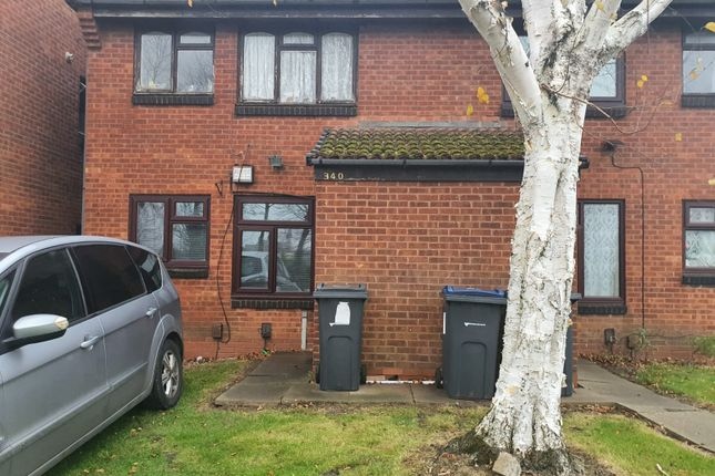 Thumbnail Flat to rent in Bolton Road, Small Heath
