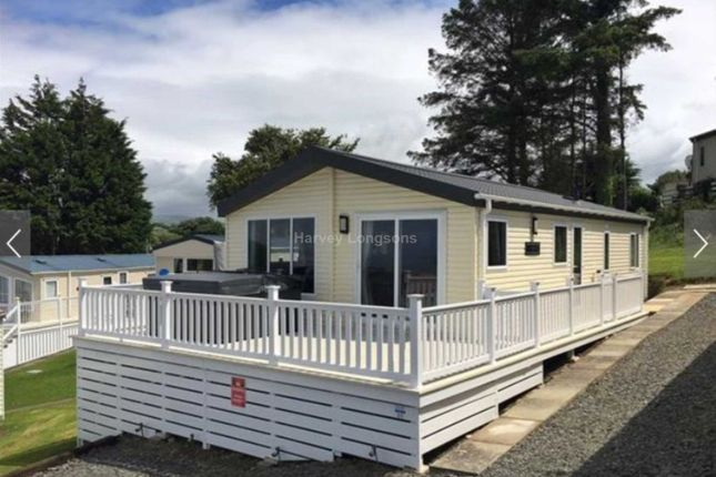 Thumbnail Lodge for sale in Borth