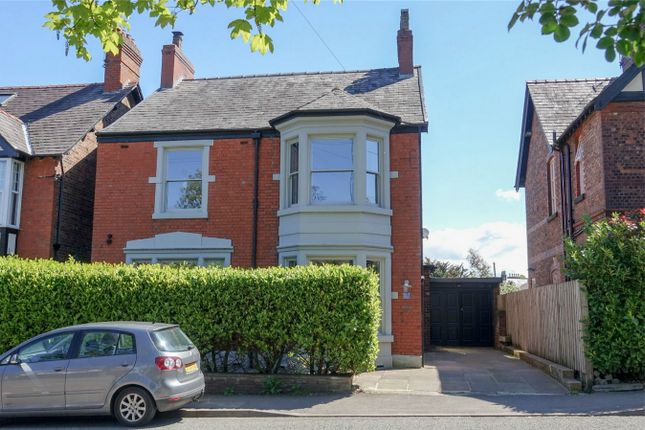 Thumbnail Detached house to rent in Oxford Road, Macclesfield, Cheshire