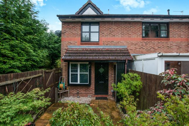 Thumbnail Property to rent in Stonefield Park, Maidenhead
