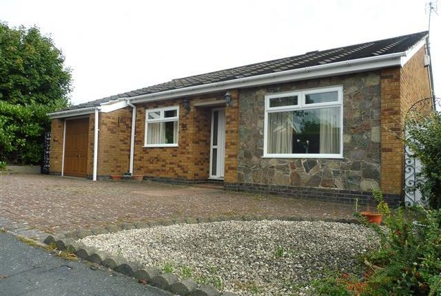 Thumbnail Bungalow to rent in Thistle Close, Cropston, Leicester