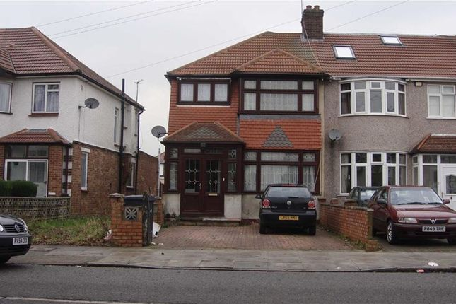 Thumbnail Terraced house to rent in Somerset Road, Southall, Middlesex