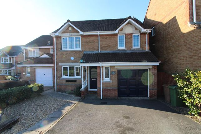 Thumbnail Detached house for sale in Cox's Close, Plymouth