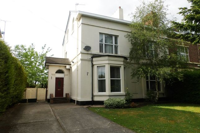 Thumbnail Semi-detached house for sale in Thorburn Road, New Ferry, Wirral