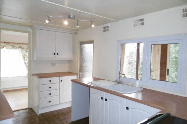 Thumbnail Property for sale in Bungalow Caravan Park, Bradenstoke, Chippenham