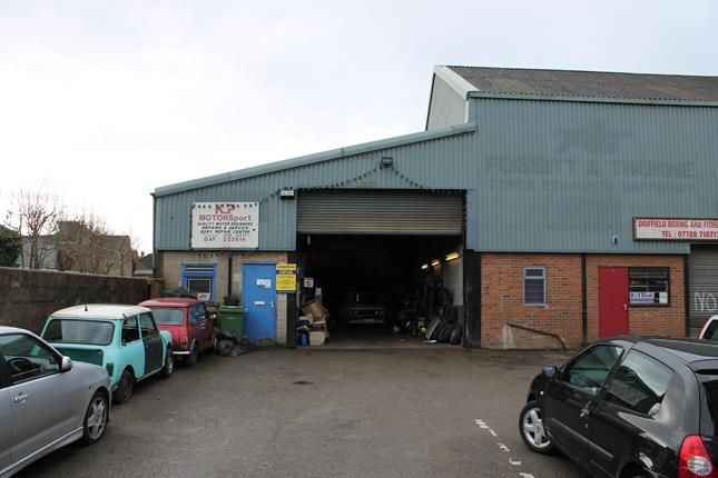 Light industrial to let in Unit 1, Eastgate North, Driffield, East Yorkshire