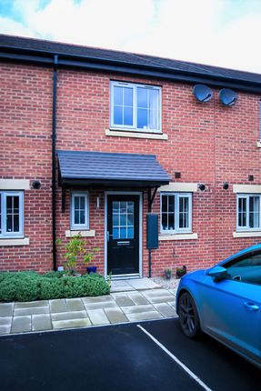 2 bed terraced house for sale in Tyne View Close, Haydon Bridge, Hexham NE47
