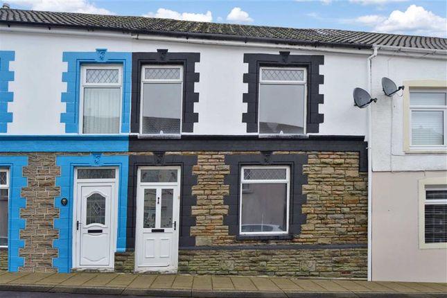 Thumbnail Terraced house for sale in Wingfield Street, Aberfan, Merthyr Tydfil