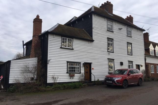 Thumbnail End terrace house for sale in Church End, Paglesham, Essex