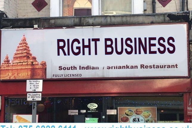 Thumbnail Restaurant/cafe for sale in High Street North, Eastham