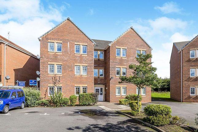 Thumbnail Flat for sale in Minton Court, Baddeley Green, Stoke-On-Trent