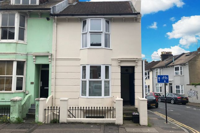 Thumbnail Flat to rent in Upper Lewes Road, Brighton
