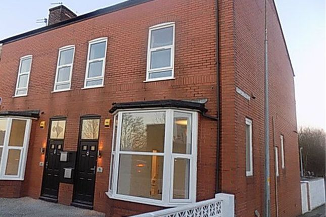 Thumbnail End terrace house for sale in Bolton Road, Farnworth, Bolton