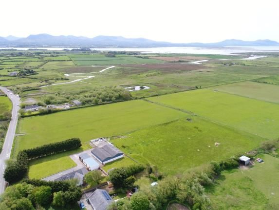 Thumbnail Bungalow for sale in Dwyran, Anglesey, Sir Ynys Mon