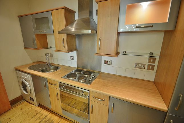 Thumbnail Flat to rent in Burlington Road, Sherwood, Nottingham
