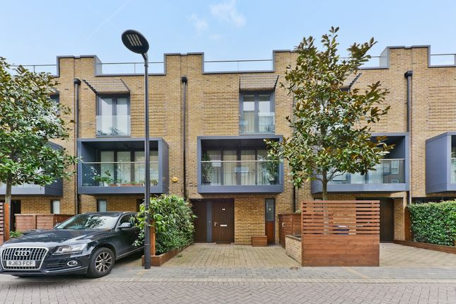 Thumbnail Town house for sale in 200 Bromyard Avenue, East Acton, London, London