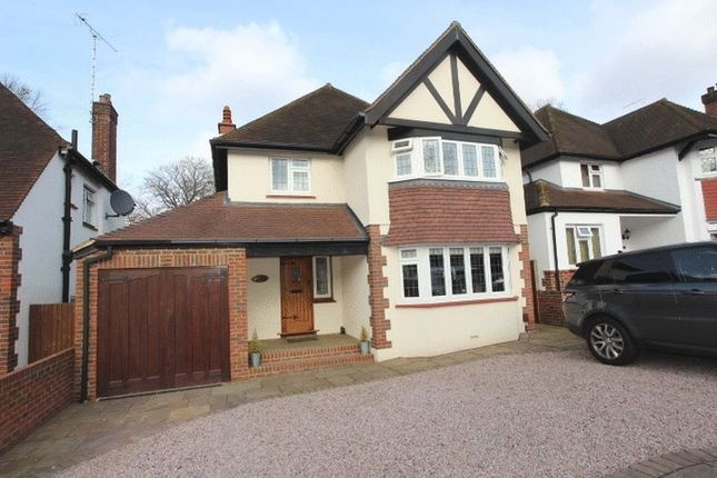 Thumbnail Detached house for sale in Furzedown Road, Sutton
