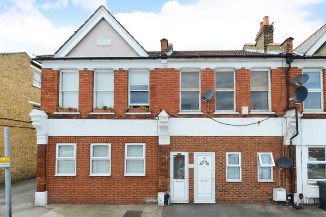 Thumbnail Flat to rent in Muirkirk Road, Catford, London