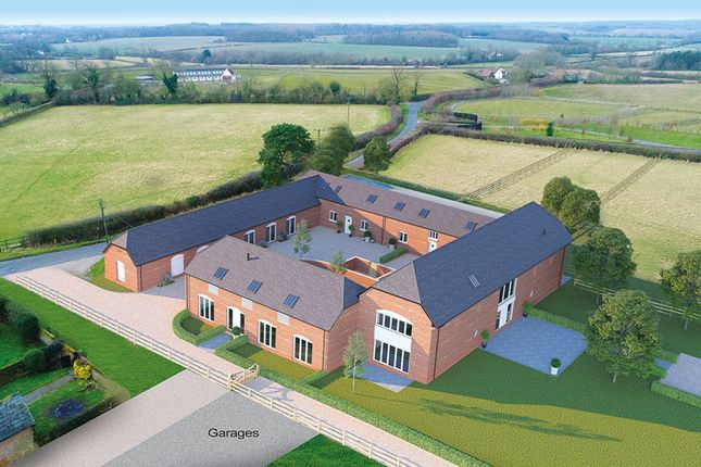 Thumbnail Barn conversion for sale in Cowlinge, Newmarket