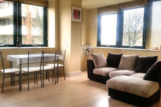 Thumbnail Flat to rent in Brunswick Road, London